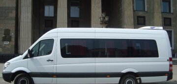 Для кого подойдёт автобус на 30 мест