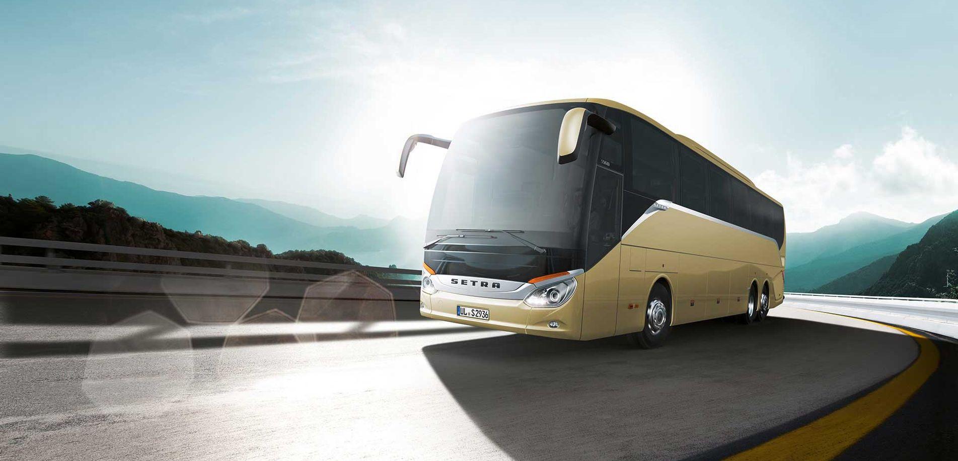 международные пассажирские перевозки автобусами